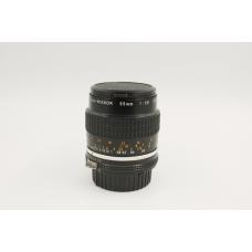 เลนส์มือหมุน นิคอน มาโคร Nikon Macro 55mm F2.8 AIS ราคาถูก