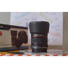 เลนส์มือหมุน Vivitar 85mm F1.8 for Nikon
