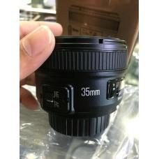 Lens Yn 35 F2 For Nikon