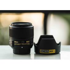 Nikon 35mm F1.8G ED FX