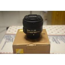 Nikon 50 mm f1.8G
