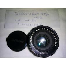 Nikon 50f2